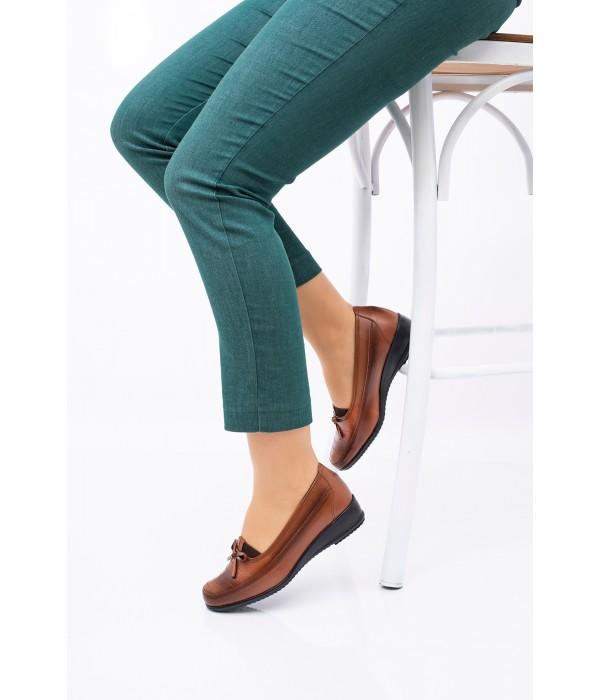Bayan Taba Ortopedik Anne Ayakkabısı