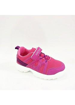 Sanbe Cırtlı Pembe Kız Çocuk Spor Ayakkabı